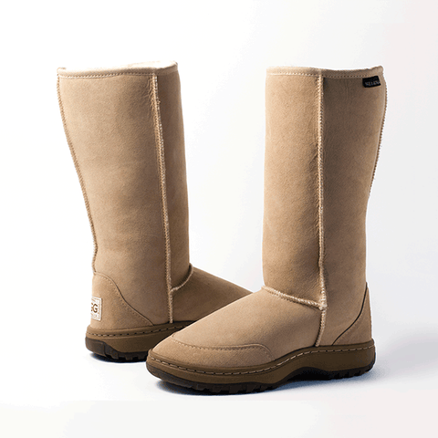 Rugged Tall Ugg Boots