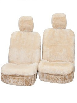 Gold 20MM Size 30 With Separate Head Rests 5 Star Airbag Compatible Off White