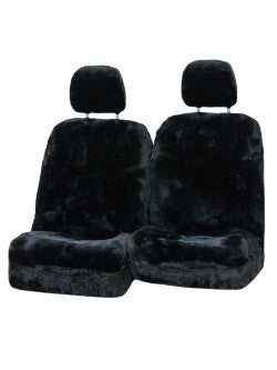 Gold 20MM Size 30 With Separate Head Rests 5 Star Airbag Compatible Gunmetal