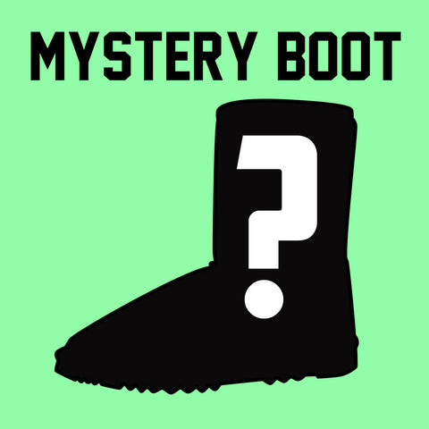 Mystery Boots - Short UGG Boots