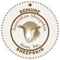 Genuine Sheepskin Logo