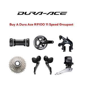 Dura Ace R9100 11 Speed Groupset