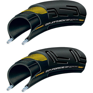 Grand Prix Attack and Force Tyre