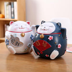 Tirelire Chat</br> Chinois