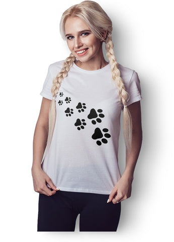 T-shirt Patte de Chat