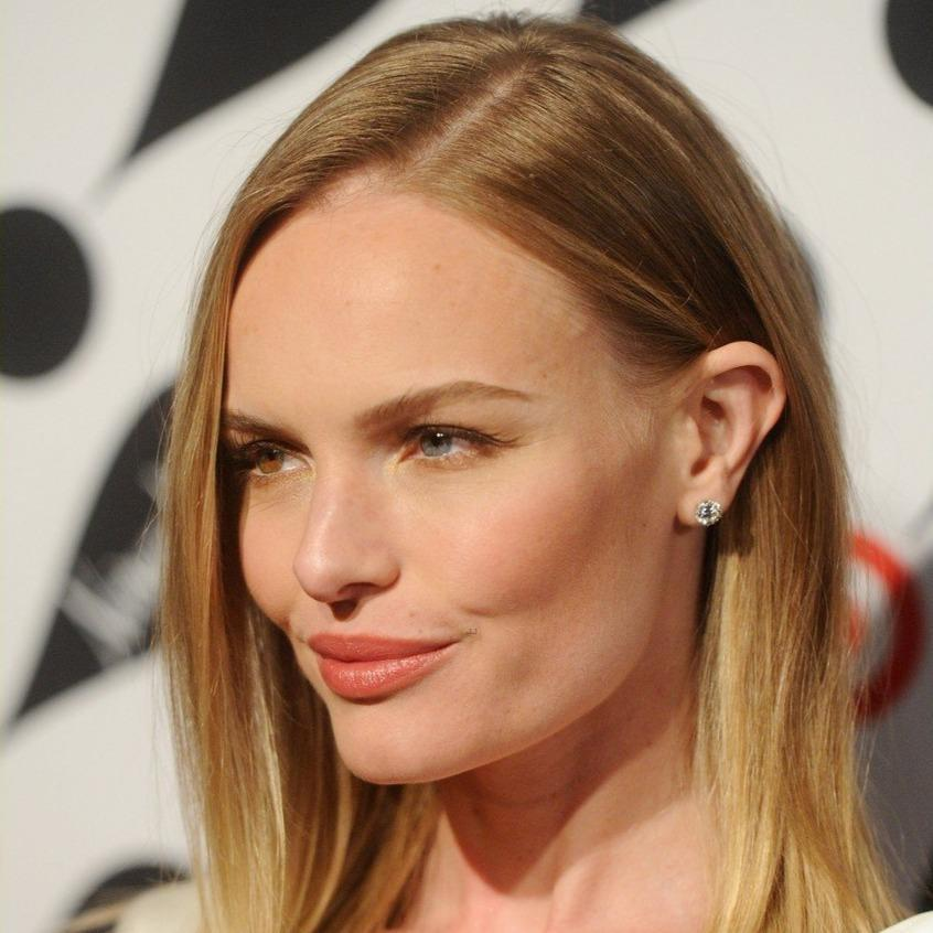 Kate Bosworth As Seen Wearing Round Diamond Studs with Diamond Earring Jackets - Alexandra Mor online