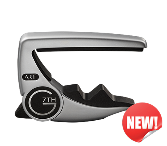 G 7th Performance 3 Capo (Silver)