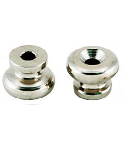 TGI Strap Button Nickel Plated - 4440B