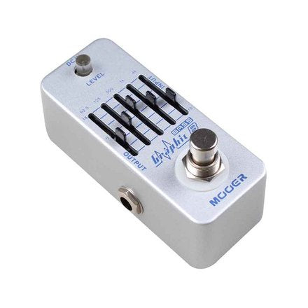 Mooer Graphic Bass Micro Pedal