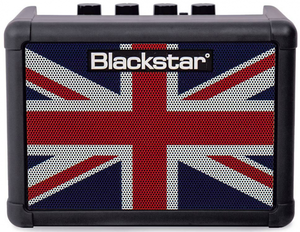 "FLY 3 3W Combo Mini Amp ""Special Edition"" Union Jack Black"