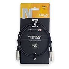 Stagg Neutrik MIDI Cable 1m - NMD1R