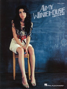 Amy Winehouse - Back To Black music book