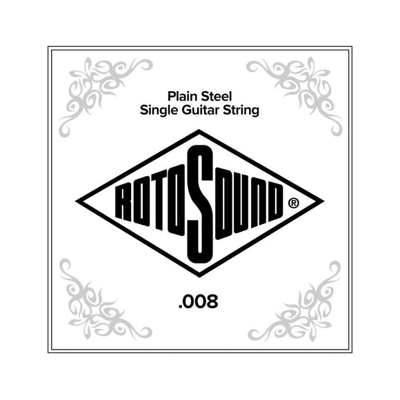 Rotosound Guitar Steel String Single 008