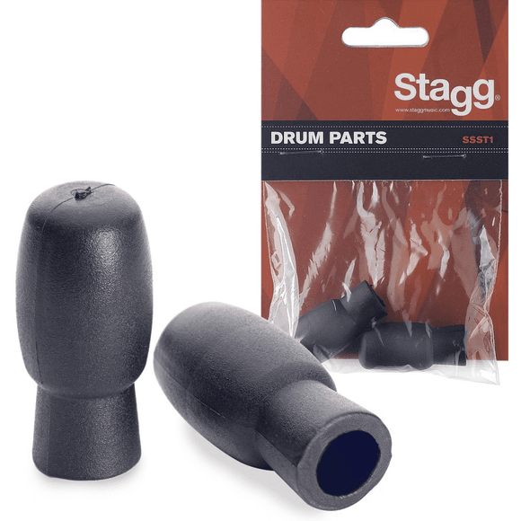 Stagg SSST1 Drum Stick Silent Tips Pack Of Two