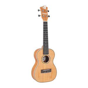 Octopus Mahogany Concert Ukulele with Solid Spruce Top
