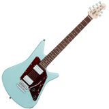Sterling by Music Man S.U.B Albert Lee AL40 Daphne Blue -  AL40DBLR1