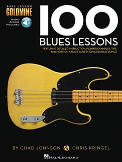 100 Blues Lessons