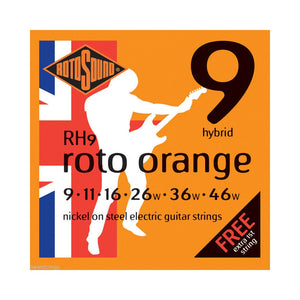 Roto orange Hybrid 09-46 Elec. Strings
