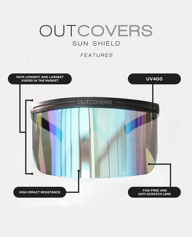 [PRE-ORDER] Sun Shield in Feeling Blue - Outcovers (Nextperience Shop)