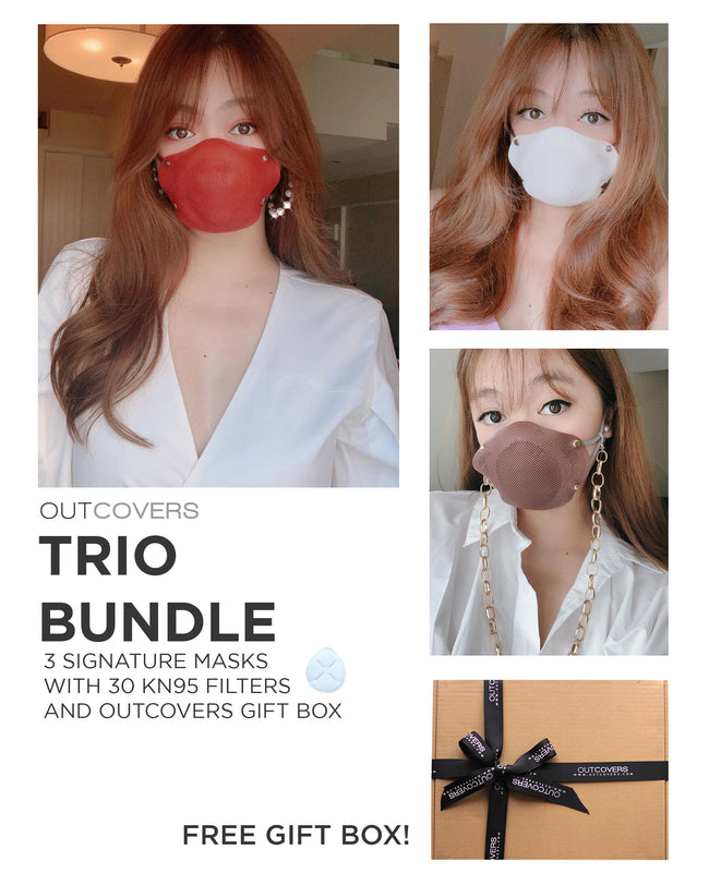 [HOLIDAY SET EXCLUSIVE] TRIO Bundle