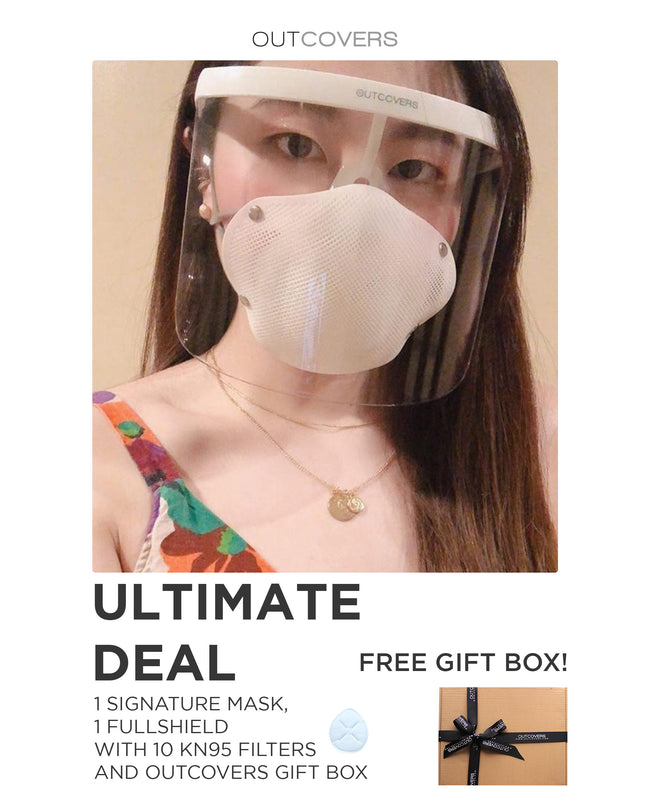 [HOLIDAY GIFT SET] FULL SHIELD x MASK ULTIMATE DEAL
