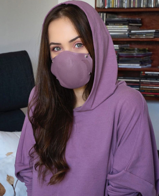 [READY STOCK] Outcovers KN95 in Purple Matte
