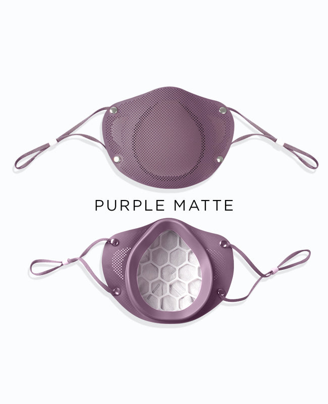 [PRE-ORDER] Outcovers KN95 in Purple Matte - Outcovers (Nextperience Shop)
