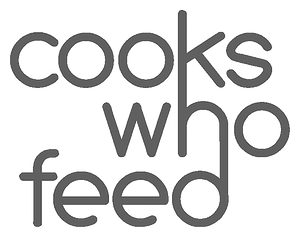 Cooks Who Feed Logo