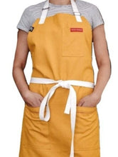 Load image into Gallery viewer, Turmeric Spice Apron - Cooks Who Feed Inc