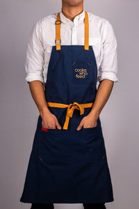 Blueberry Pie Apron - Cooks Who Feed Inc