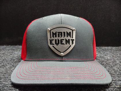 Main Event HeadGear Emblem Hat