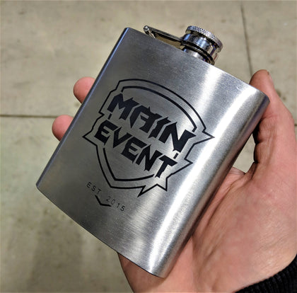 Main Event flask