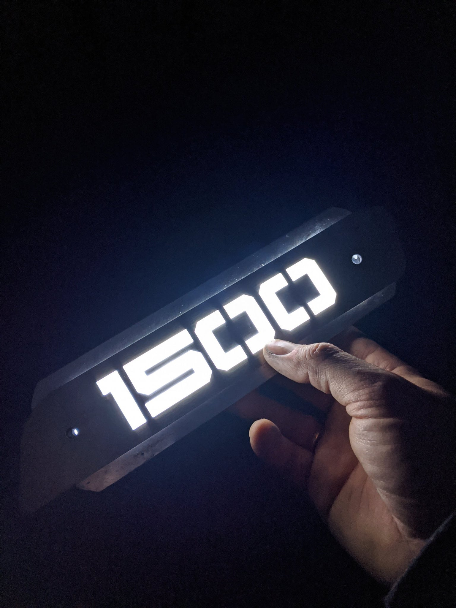 LED Hood Emblem Replacements - Fits 2019+ Ram® 5th Gen 1500