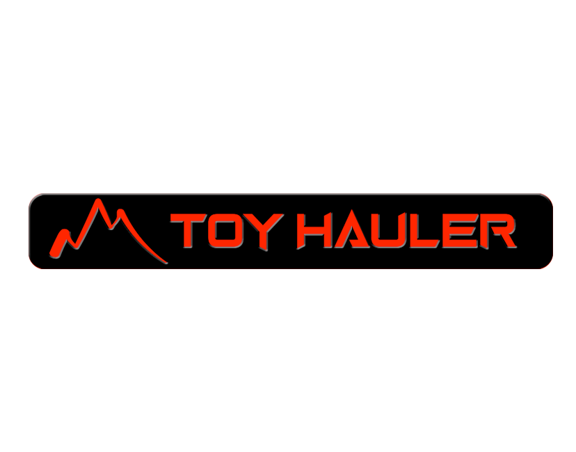 Toy Hauler Dash Emblem