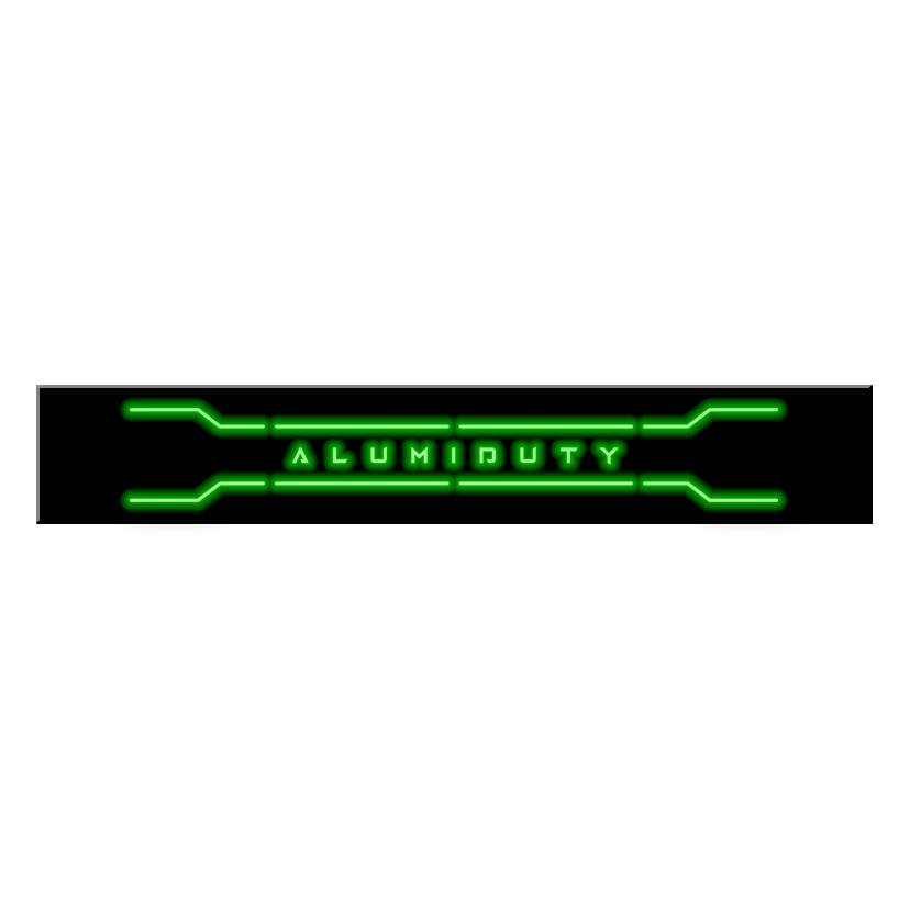 Alumiduty LED Tailgate Panel - Fits 2017-2019 Super Duty®