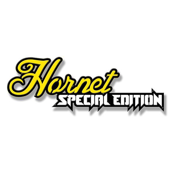 Hornet Special Edition Badge