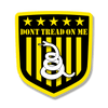 Don't Tread On Me Tailgate Emblem