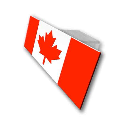 Canada Flag Hitch Cover