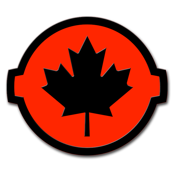 Maple Leaf Emblem - Fits Nissan® Titan® Grille and Tailgate