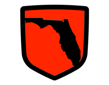 Florida Tailgate Badge