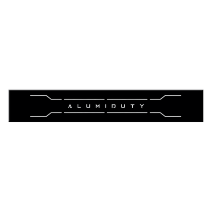 Alumiduty Tailgate Panel - Fits 2017-2019 Super Duty® - Non-Illuminated