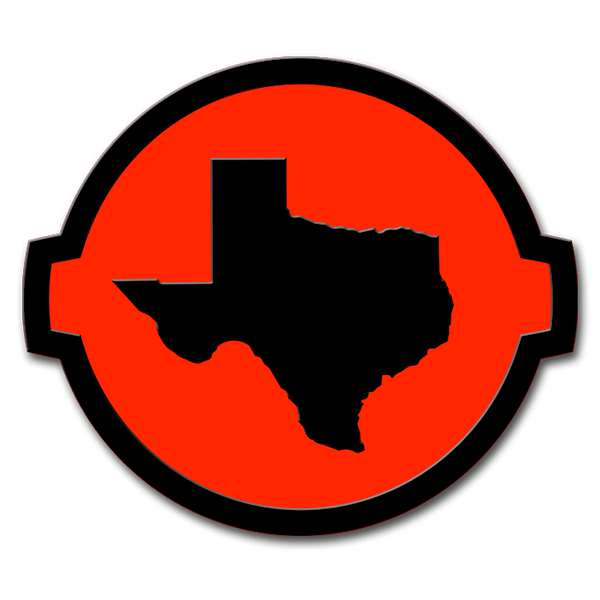 Texas Emblem - Fits Nissan® Titan® Grille and Tailgate