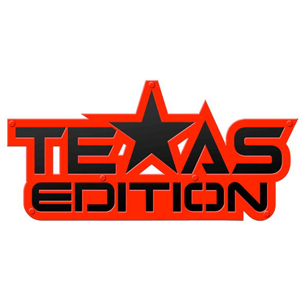Texas Edition Emblem - Stacked