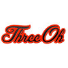 Three Oh Script Badge