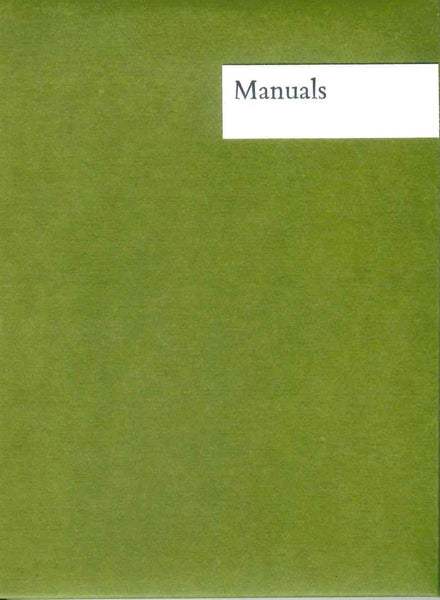 Eve O'Callaghan, Manuals