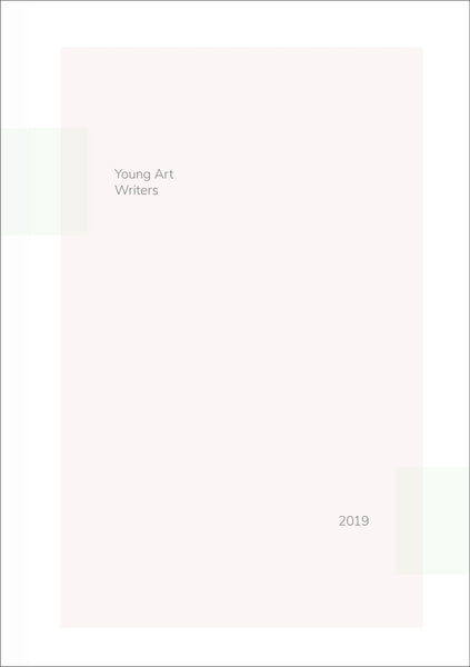 Young Art Writers 2019