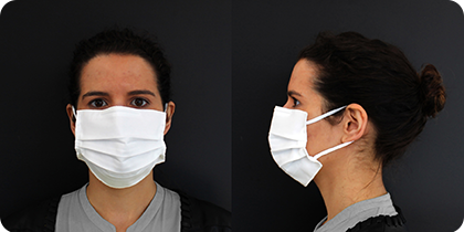 sustainable PPE reusable Protective Face Mask