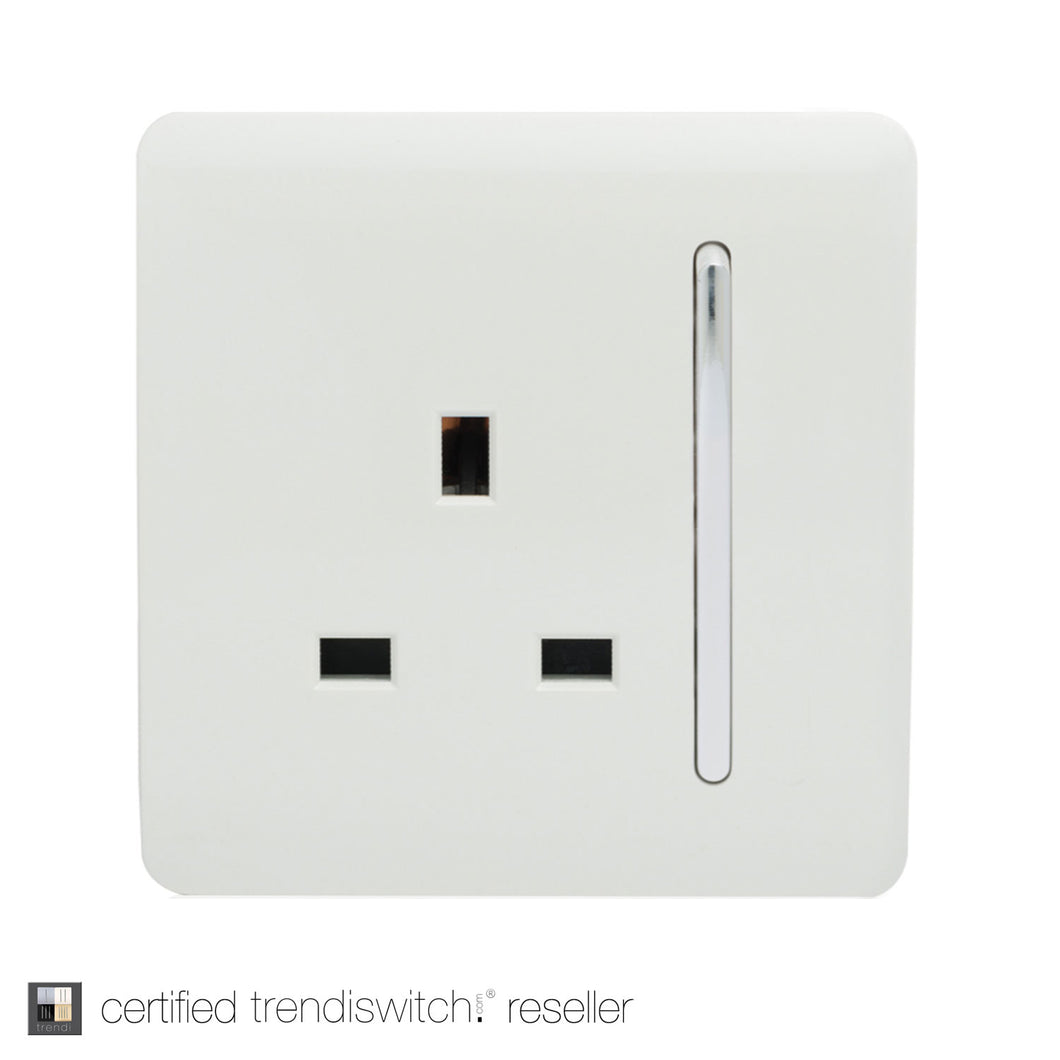 Single Socket : 1 Gang
