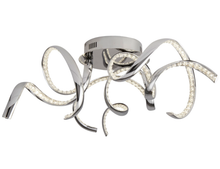Load image into Gallery viewer, Cruz LED Semi Flush