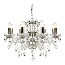 Load image into Gallery viewer, Milano Crystal Chandelier